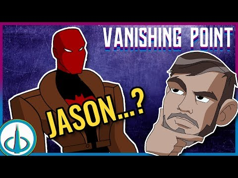 Does JASON TODD Exist in the DCAU? | The Vanishing Point