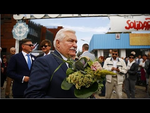 Lech Walesa was 'paid communist agent' - Poland's history institute