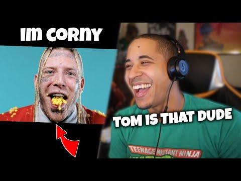 Tom MacDonald – Im Corny (TOM MACDONALD DISS) || REACTION