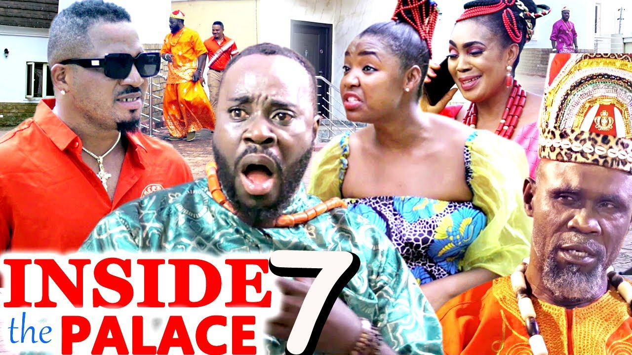 Download INSIDE THE PALACE SEASON 7 (New Movie) 2021 Latest Nigerian Nollywood Movie 720p
