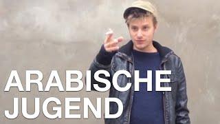 Arabische Jugendliche - Auf eine Zigarette mit Moritz Neumeier