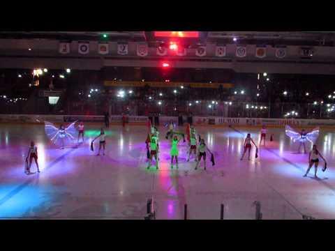 Iceberg и EivaShow на финальном матче Неман - Юность