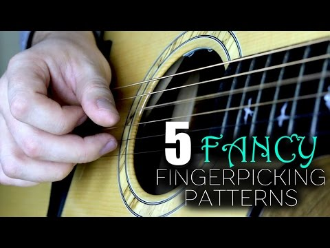 5 Fancy Fingerpicking Patterns