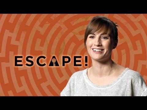 Amber Benson, Alison Haislip, Dan Casey, & Josh McDermitt Escape Prison! Escape! with Janet Varney