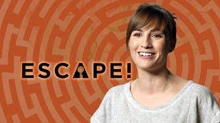 Amber Benson, Alison Haislip, Dan Casey, & Josh McDermitt Escape Prison! (Escape! with Janet Varney)