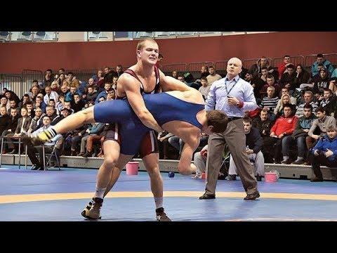 Чемпионат по вольной борьбе в Беларуси выбирает лучших