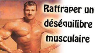 ☑ Rattraper un déséquilibre, une faiblesse, une asymétrie musculaire ☑ Musculation ksCoaching