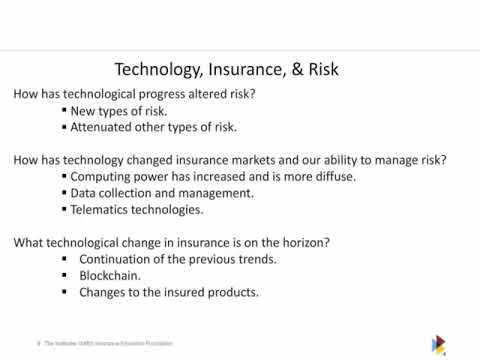 Webinar | The Fundamentals of Risk Management and Insurance