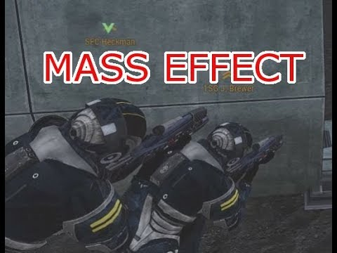 Operation Andromeda Mission 1: The Search|Mass Effect Arma 3 Zeus Ops (Feat 506th & Jester814)