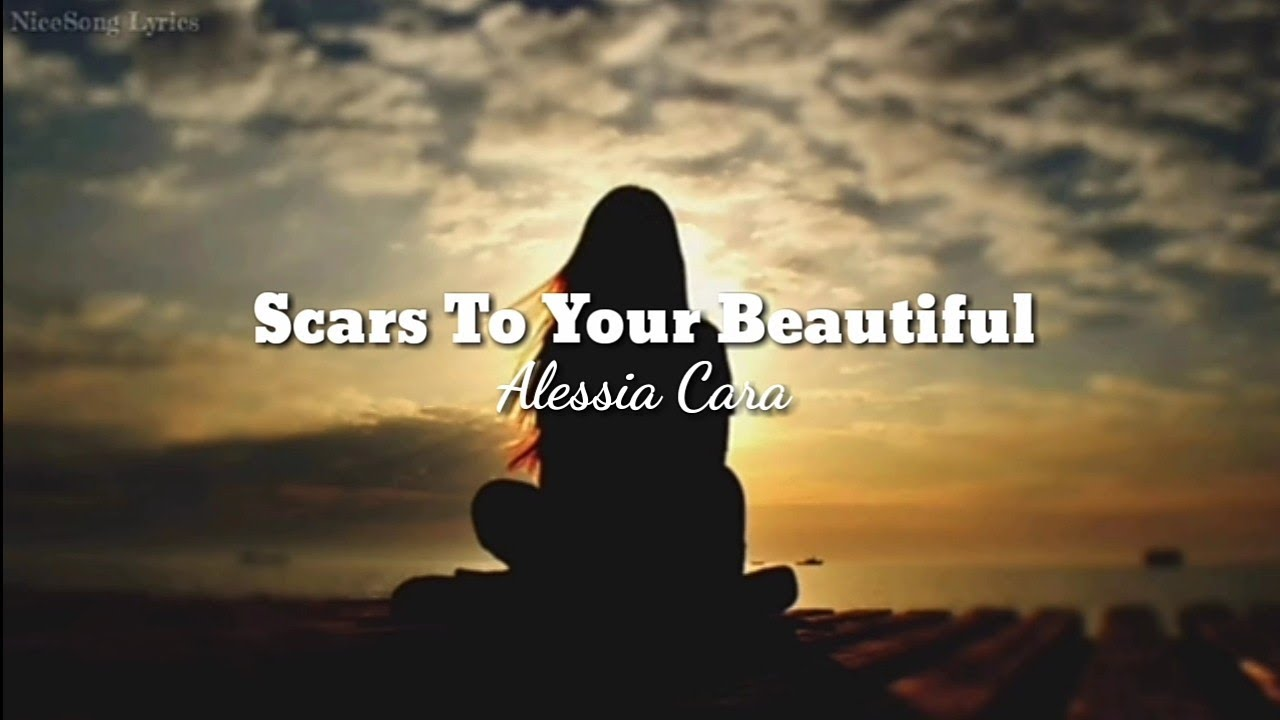 Scars To Your Beautiful Alessia Cara Nicesong Lyrics Terjemah