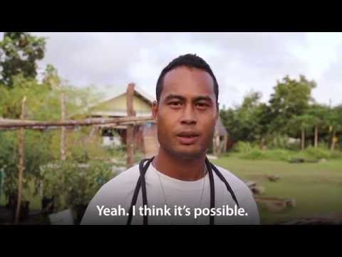 In Micronesia...What's Possible?