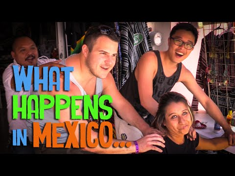 Mexican Barter Challenge!