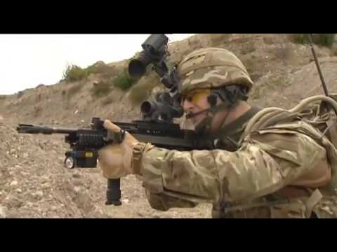 Decade In Afghanistan Transforms Army Kit | Forces TV