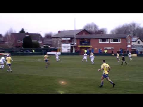 Warrington Whitby Goals And Highlights