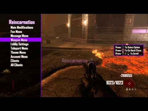 PS3] Black Ops 2 Zombies Extortion SPRX Mod Menu [DEX] [1 19