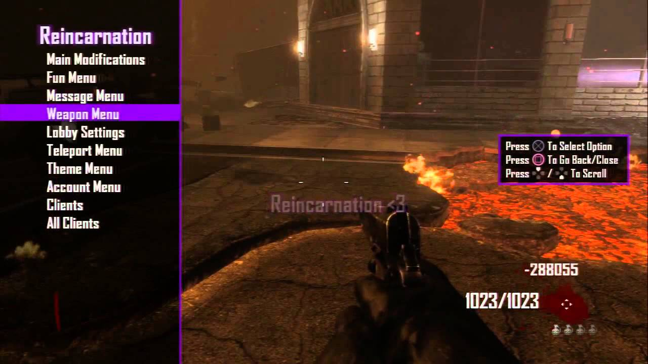 call of duty black ops 2 zombies mod menu ps3 usb