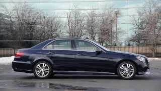 2014 Mercedes-Benz E250 BlueTEC - WR TV Walkaround