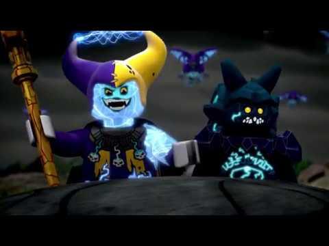 The Return Of Monstrox Lego Nexo Knights A New Threat Youtube