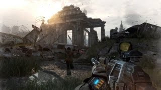 Metro Last Light Gameplay Trailer - Metro 2034 Launch Trailer