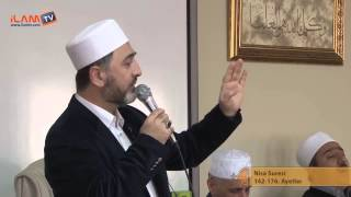 Kuran Dersi 137 - Fatih Çollak ile Kur'ân-ı Kerim Dersleri (Nisa Suresi 142-176. Ayetler)