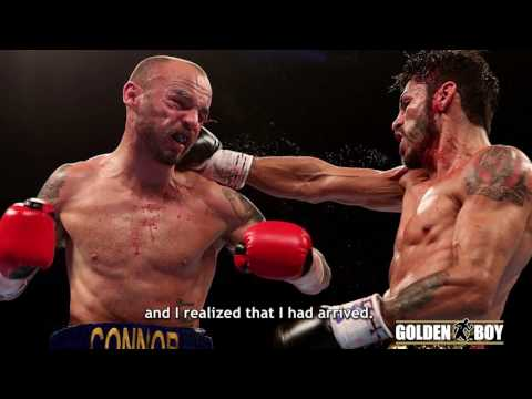 Jorge Linares on Anthony Crolla I FULL Interview I Golden Boy Boxing