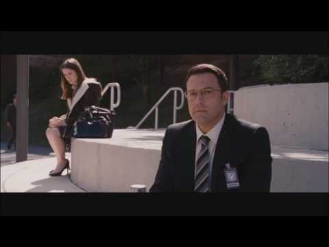 The Accountant funny lunch scene