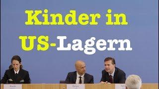 20. Juni 2018 - Bundespressekonferenz - RegPK