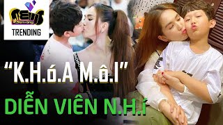 Download Ngọc Trinh 'k.h.ó.a m.ô.i' diễn viên n.h.í ở sự kiện đông người