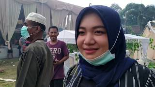 Aula SPN Polda Kalsel Banjarbaru Terbakar