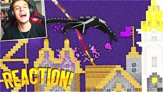 REAZIONE: Minecraft Animation 10