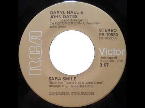 Hall & Oates - Sara Smile