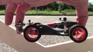 Mini 4wd Street - the Italian Job