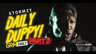 Stormzy - Daily Duppy S:04 EP:07 Part Two [GRM Daily]