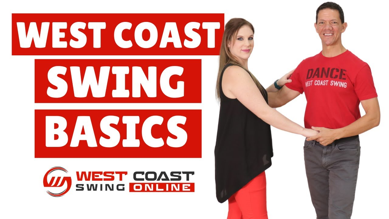 WEST COAST SWING BASICS - How to Dance WCS for Beginners
