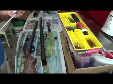 Remington 870 Field Stripping & Cleaning