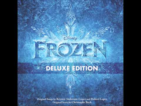 Let It Go Instrumental Karaoke  Frozen OST