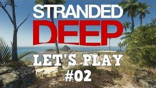 Прохождение игры Stranded Deep#2