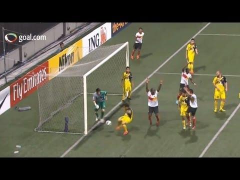 Ridiculous own goal