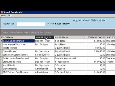 SME Sales Module