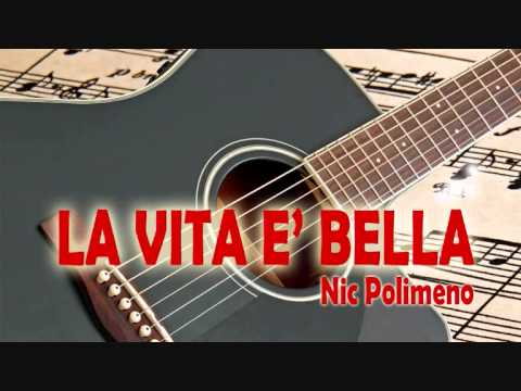 La Vita è Bella ( Life Is Beautiful ) - Acoustic Guitar Version