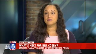 Attorney Deanne Arthur talks about Bill Cosby being sentenced to prison on Fox 5 San Diego