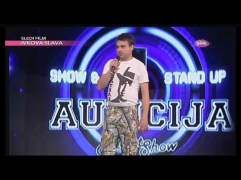 Audicija 2 - Emisija 18 - Miroslav Andjelic Kinez