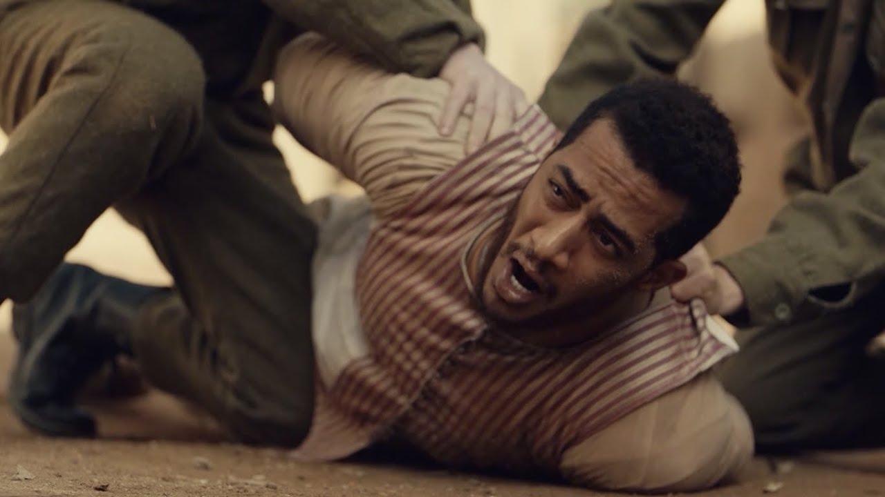 موسي يسلم نفسه للانجليز بدل اخوه رويعي / مسلسل موسي - محمد رمضان