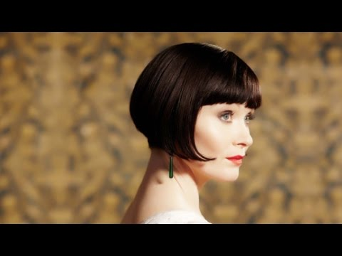 miss fisher haircut miss fisher hairstyle youtube