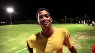 "Luizão ""Maigodê"" - Gandula/Garçon da AABB de Remanso"