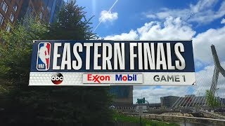 2018 NBA Playoffs ECF   Cavaliers vs Celtics Game 1   ESPN Intro