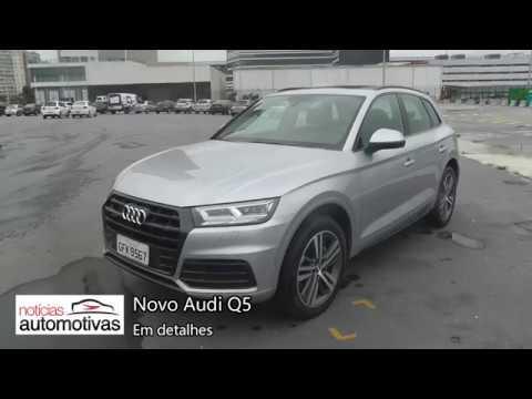 Novo Audi Q5 - Detalhes - NoticiasAutomotivas.com.br