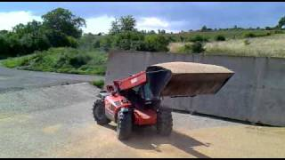manitou 845 lsu for sale (maniscopic) 4,5 t  8m