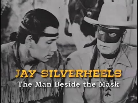 Jay Silverheels: The Man Beside The Mask (documentary excerpt)
