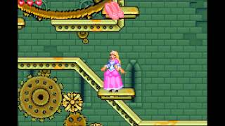 Level 6: Clock Tower - Barbie in the 12 Dancing Princesses GBA Music